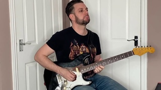 LEON CAVE - Solo Cover of Flies and Blue Skies by King's X