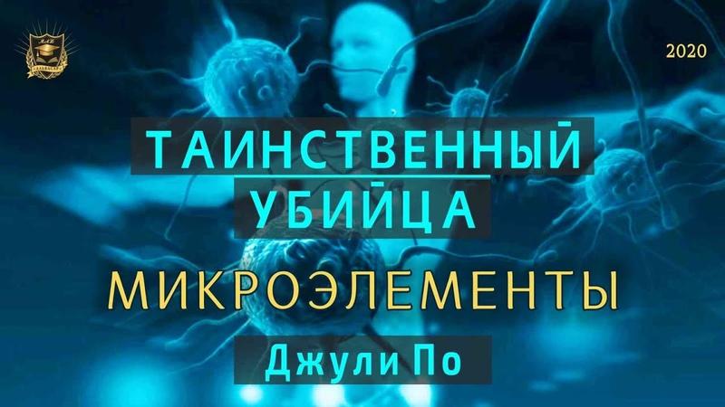 Таинственный убийца Микроэлементы Джули По и Валентина Аксенова