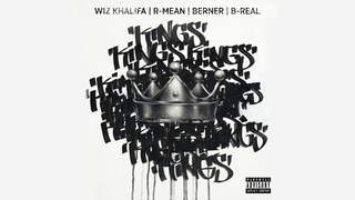 Wiz Khalifa, R-Mean, Berner and B-Real - Kings (official audio)