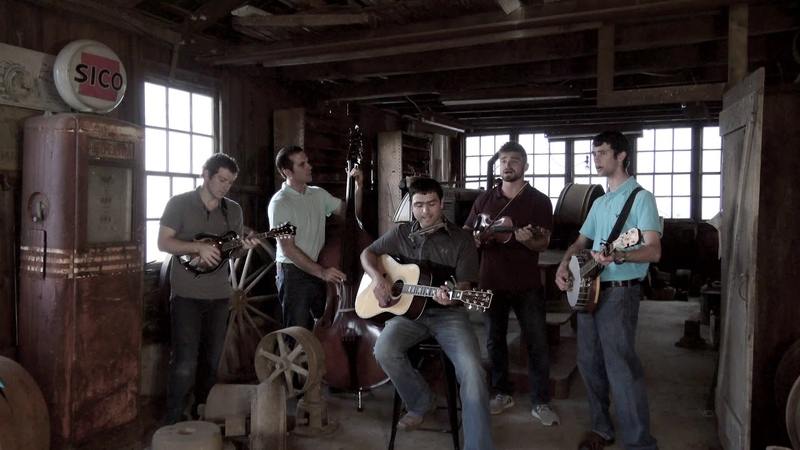 I Saw The Light - Ransomed Bluegrass