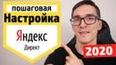 Настройка Яндекс Директ 2021 Контекстная реклама Яндекс Директ простыми словами