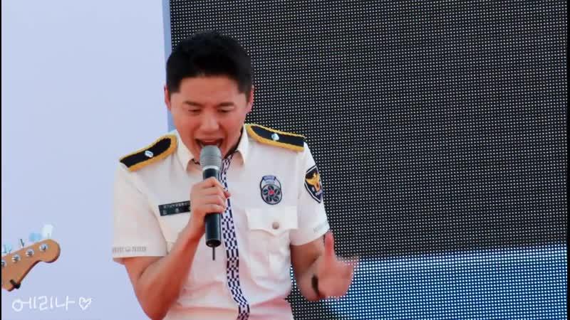 170922 [경기 안전문화119페스티벌] XIA 김준수 - 죽음의 게임 (with 조성린)