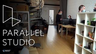 Parallel Studio x Quantic Dream