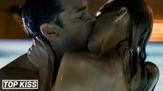 THE LOFT / HOT KISSING SCENE in POOL - Isabel Lucas & Karl Urban (Sarah Deakins & Vincent Stevens)