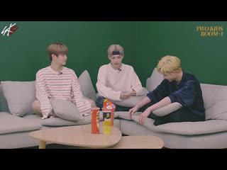 FSG Eternity   Two Kids Room +1  Эпизод 4: Феликс и Сынмин + Бан Чан рус.саб