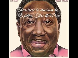 """Cómo tocar Blues con armónica en Do """"Walkin' Thru the Park"""" (M. Waters)"""