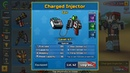 CHARGED INJECTOR Pixel Gun 3D
