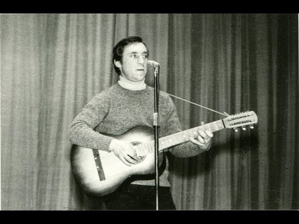 Новая архивная съемка с Владимиром Высоцким Луховицы 23 02 1973