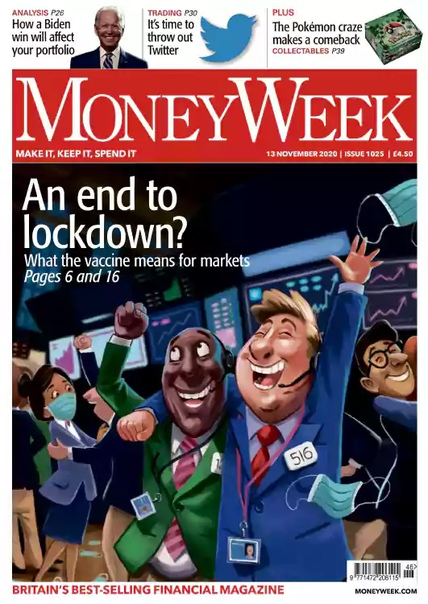 MoneyWeek - 13 November 2020
