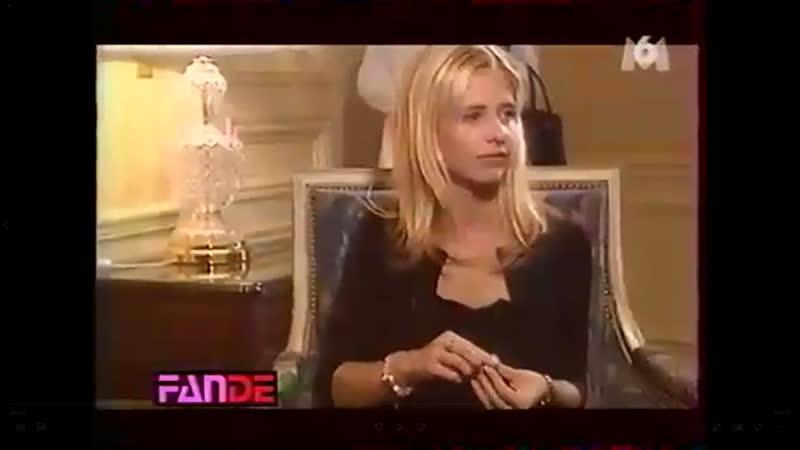 1999 04 Фрагмент с телешоу Fan de на французском телеканале M6
