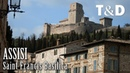Assisi and its monuments
