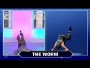 Jungkook worm