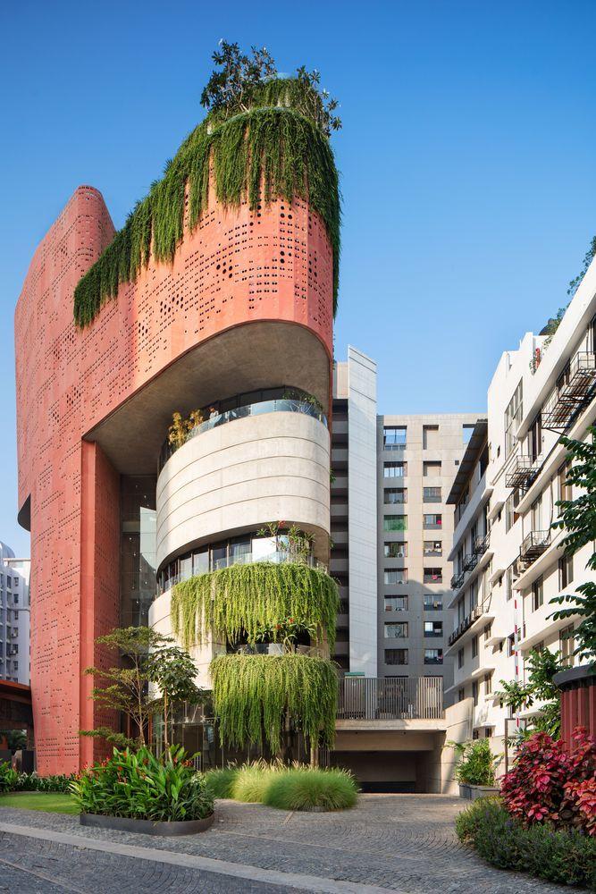 Sangini House / Urbanscape Architects   Utopia Designs