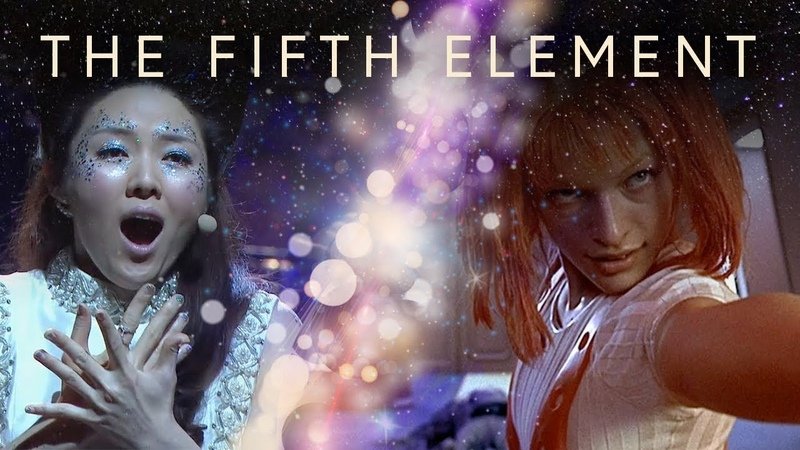 The Fifth Element DIVA DANCE The Danish National Symphony Orchestra feat Jihye Kim Live
