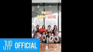 """MESSAGE FROM TWICE """"ONCE, WE LOVE TOGETHER 2♡♡♡"""""""