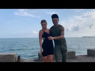 Nina Shevchenko & Rafael Dos Santos