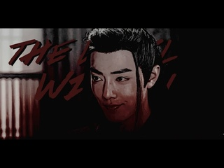 the devil within | wei wuxian/yiling patriarch