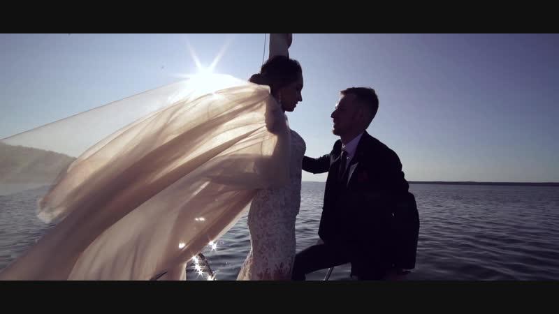 Свадебный клип Дарья и Евгений от студии Premium Art