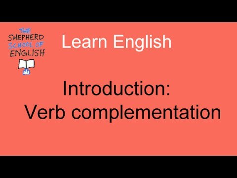 Intro to complementation