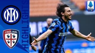 Inter 1-0 Cagliari | Darmain's Late Goal Takes Inter a Step Closer to the Title! | Serie A TIM