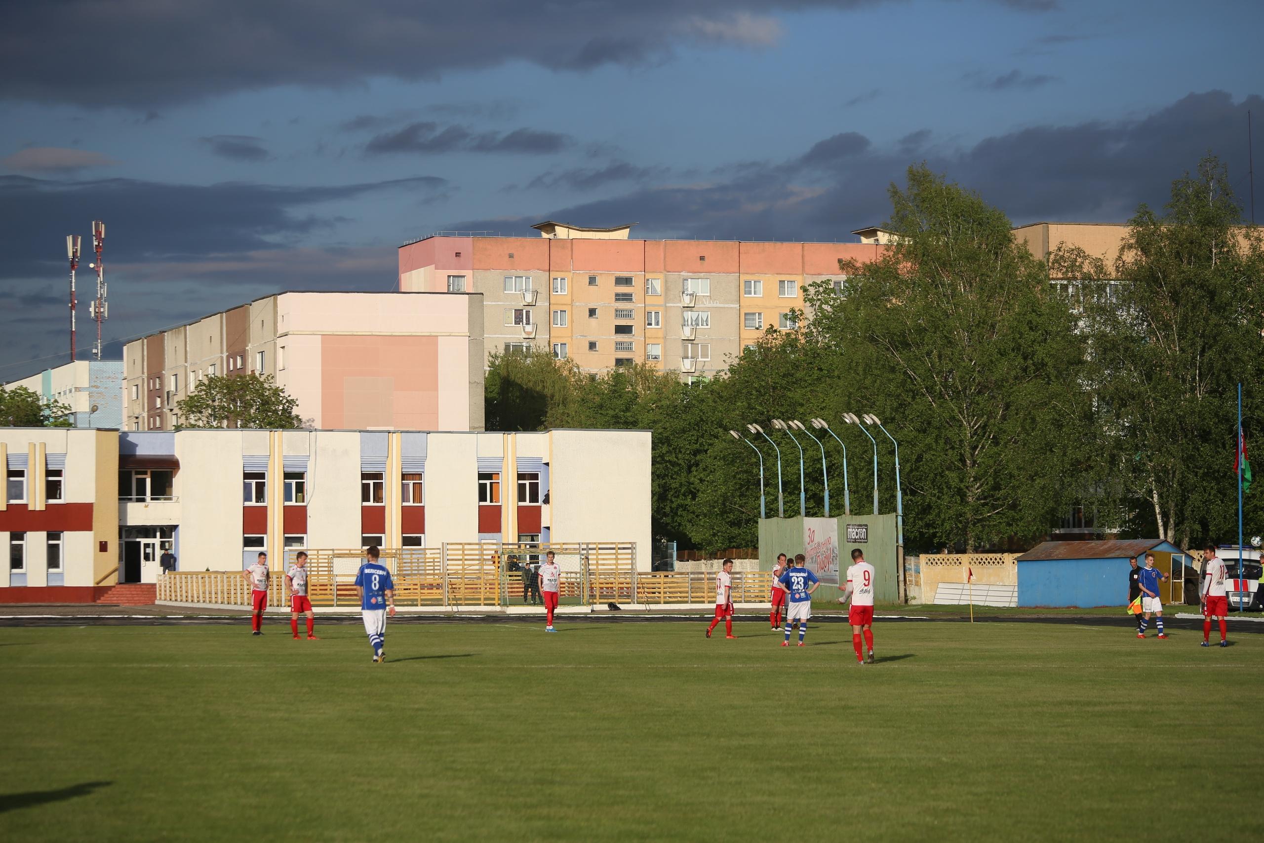 Футбольный клуб «Лида» провел в минувшую субботу матч 19-го тура чемпионата страны в первой лиге.