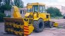 Колесные версии гусеничных тракторов ДТ-75 о которых вы не слышали.