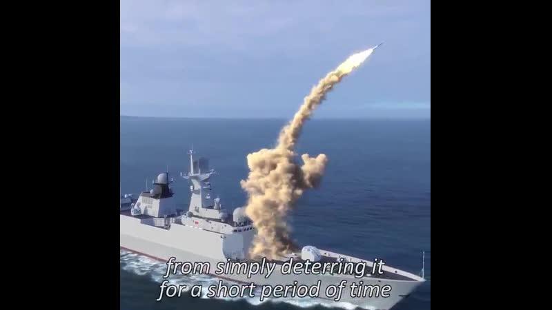 Пока Путин размахивал выдуманной ракетой америкосы реально подготовились Подрядчик Пентагона выложил ролик о применении лаз