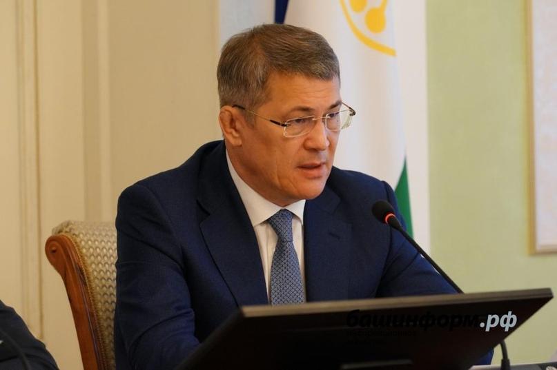 Радий Хабиров внес изменения в указ о режиме повышенной готовности в связи с COVID-19