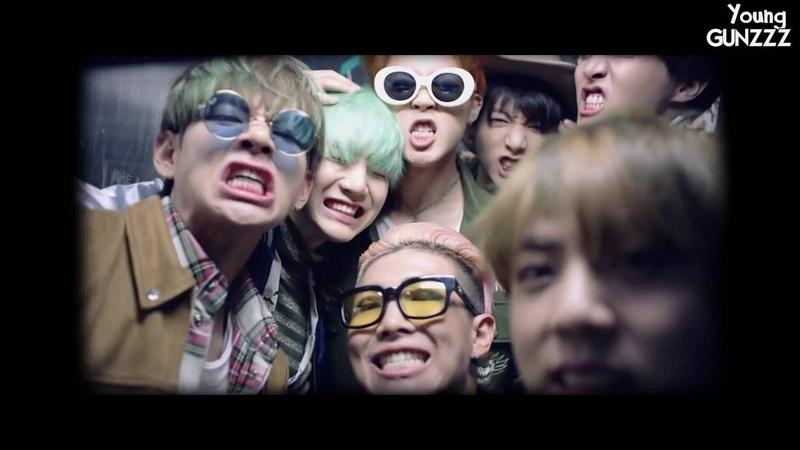 [MV] BTS - RUN (рус. саб.) [FSG Young Gunzzz]