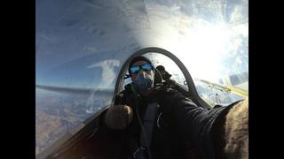 🌍Рекордный полет на Эльбрус на безмоторном планере! 🌍 Record flight at Elbrus on a Non-motor glider