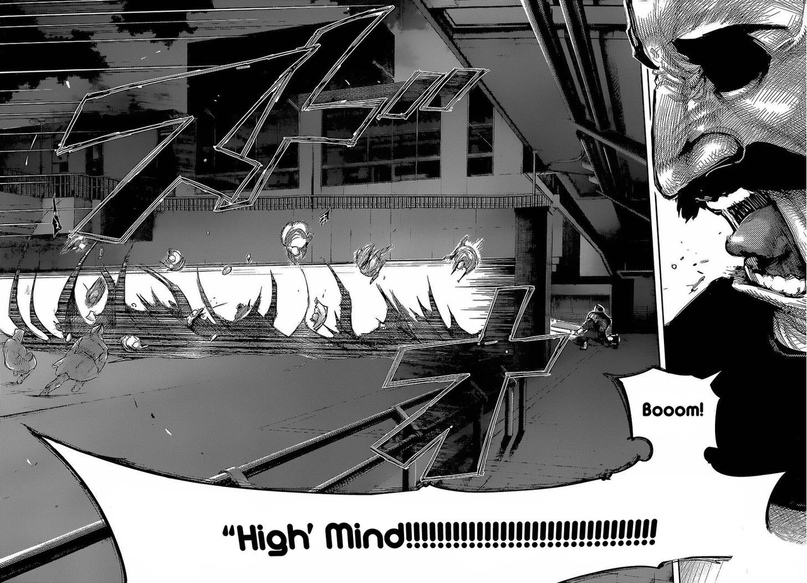 Tokyo Ghoul, Vol.13 Chapter 127 Bad Terms, image #4