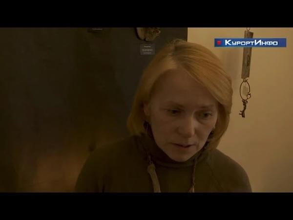 Творческая встреча с художницей ЛисаЛенаГармашева Репортаж ЗаливТВ