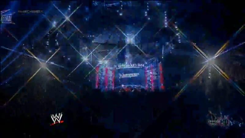 Randy Orton (c) vs. Cesaro (w/Zeb Colter) vs. Christian vs. Daniel Bryan vs. John Cena vs. Sheamus (Elimination chamber 2014)