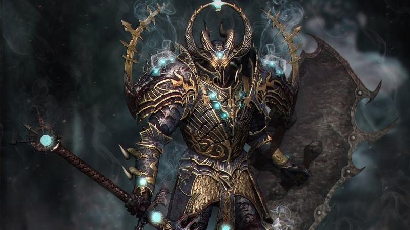 Воитель Солдат и Хранитель клятв круговой удар щит физурон Опустошитель Ravager Grim Dawn