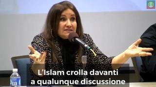 """""""L'Islam sta crollando, ma temo che possa portare giù anche la civiltà occidentale"""" - Nonie Darwish"""