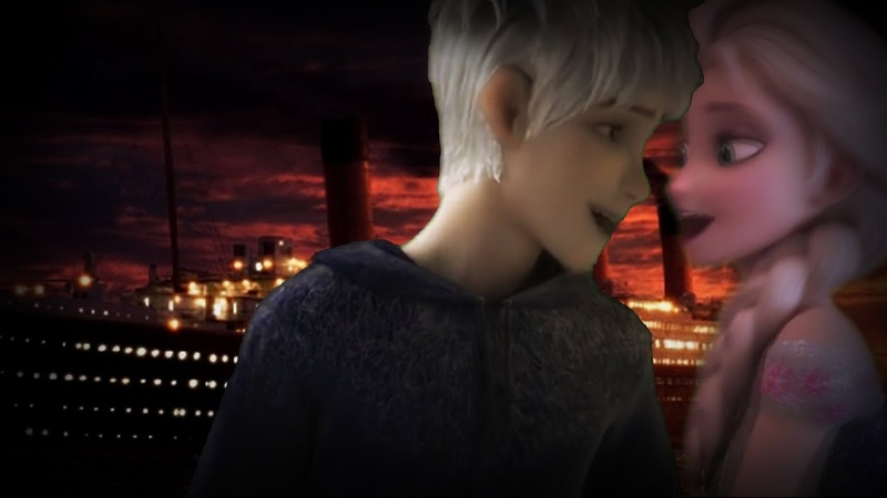☆ Story of Jelsa My Heart Will Go On☆