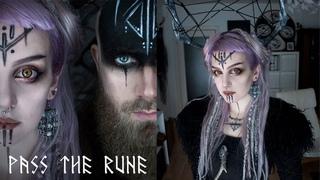 """Pass the Rune"" Video + Makeup Tutorial"