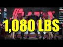 RAY WILLIAMS | 1,080 LBS WORLD RECORD SQUAT | (3 2 2019)