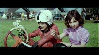 Я заметила однажды. Песня из кинофмльма - Большое космическое путешествие (1975) СССР