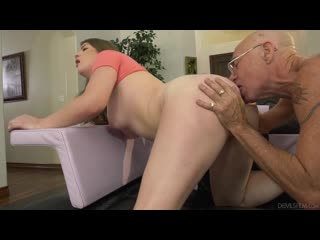 [DevilsFilm] Remy Rayne - Teen Shows Love To Older Man NewPorn2020 - порно/секс/домашнее