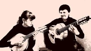 """Raiz Latina (Duo) """"Capricho de Espanha"""" by Hamilton de Holanda"""