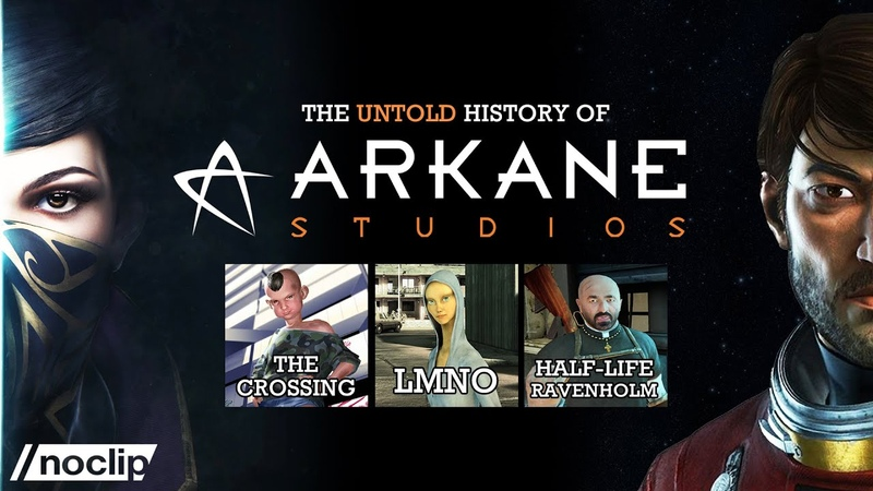 The Untold History of Arkane Dishonored Prey Ravenholm LMNO The Crossing