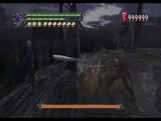 Devil May Cry 3 PVP 2 Players