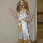 Карнавальный костюм «Египетская царица» — мастер-класс