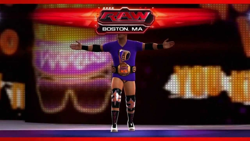 Zack Ryder WWE 2K14 Entrance and Finisher Official