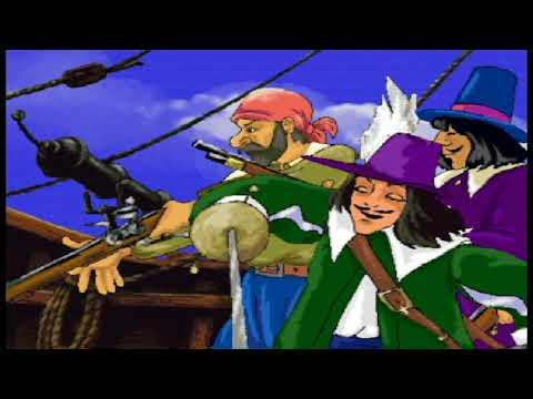 Часть 1 Потеря корабля Морские легенды Sea Legends прохождение