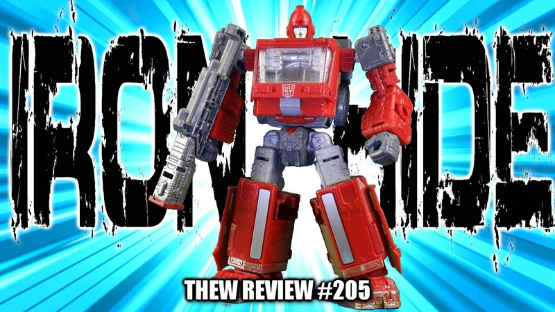 Siege Ironhide: Thew's Awesome Transformers Reviews 205