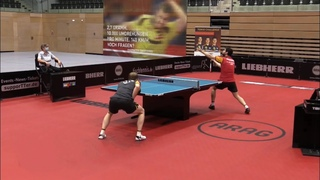 SF | Dimitrij Ovtchrov vs Benedikt Duda | Tokyo Challenge 2021 Highlights