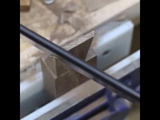 Как сделать соединение ласточкин хвост