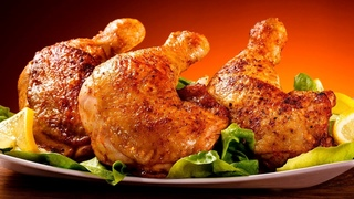 Курица в апельсиновом маринаде в духовке Рецепт